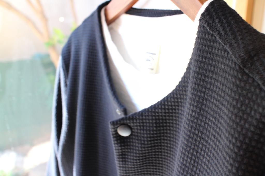 Spring Collarless Jacket