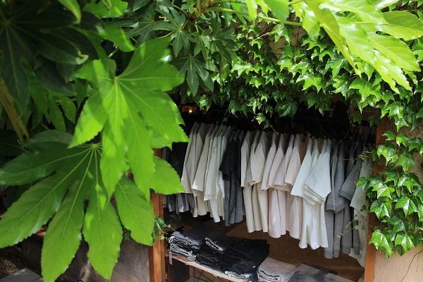 夏蔦とT-Shirt
