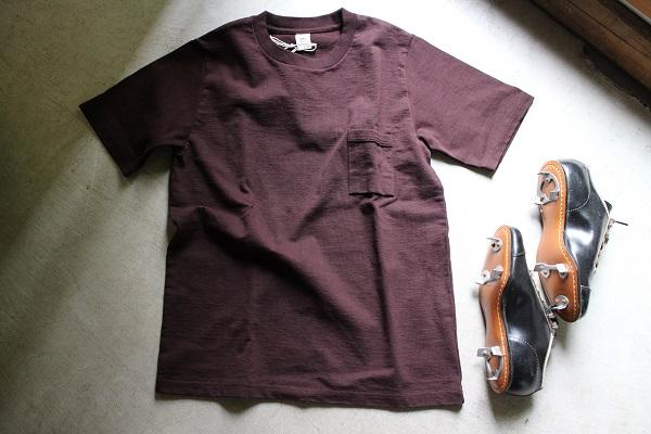 Dotsume Pocket T-Shirt